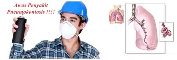 Tips Cara Mencegah Resiko Paru-Paru Hitam Bagi Pekerja Tambang